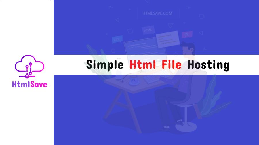 Simple Html File Hosting