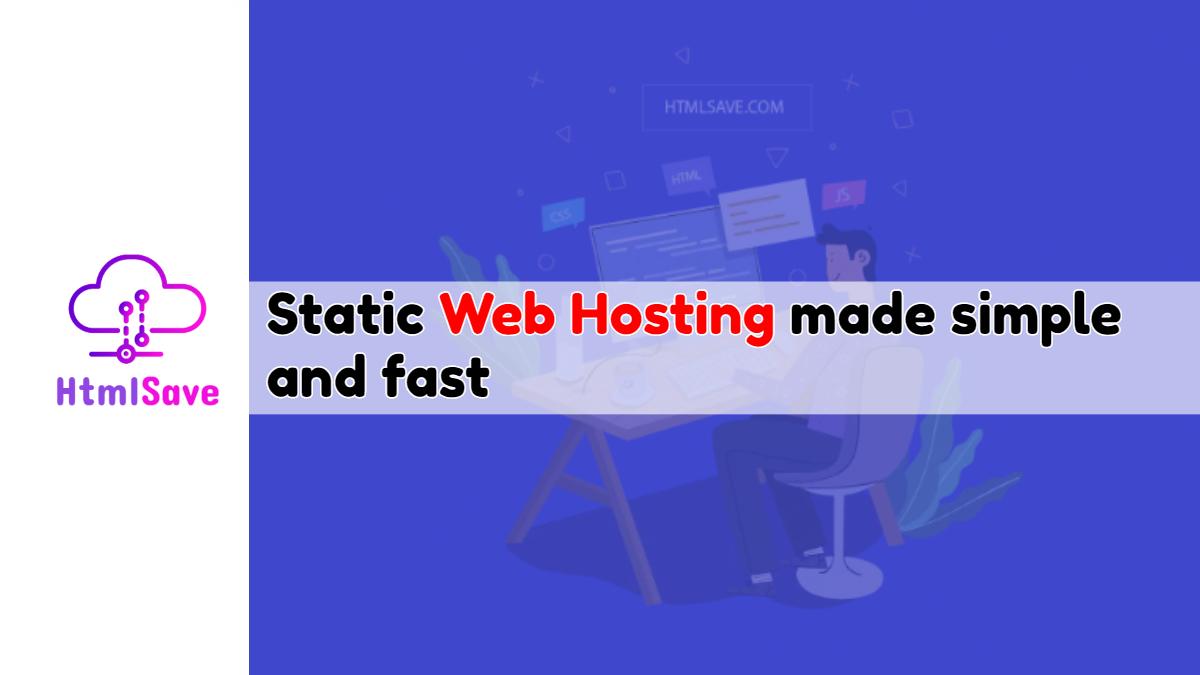 Static WebPage Hosting
